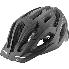 Cratoni C-Flash Kask MTB, black/anthracite matte